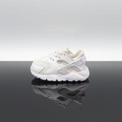 NIKE Huarache Run Blanc Bébé 704950-110