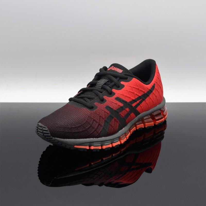 asics gel-quantum 180 4 rouge/noir