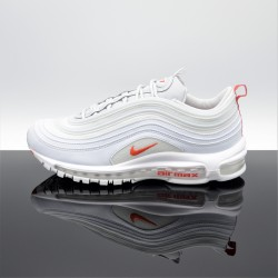 NIKE Air Max 97 Blanc/Orange Homme BV1985-002