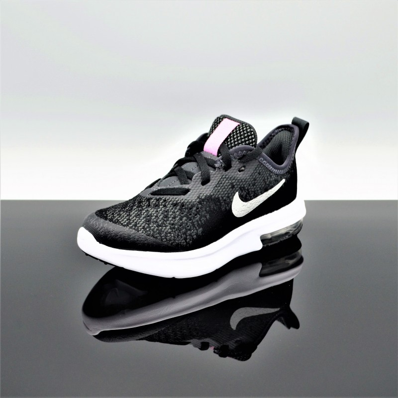 NIKE Air Max Sequent 4 NoirGris Enfant AQ3849 001 OK
