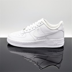 NIKE Air Force 1 Blanc/Blanc Adulte 315122-111