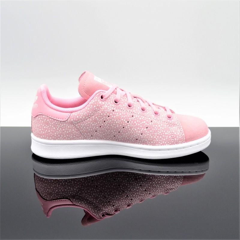 adidas stan smith rose femme