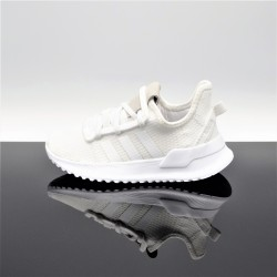 ADIDAS U_Path Run Blanc/Blanc Enfant G28115