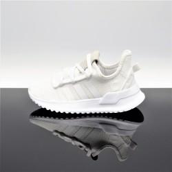 ADIDAS U_Path Run Blanc/Blanc Enfant G28115