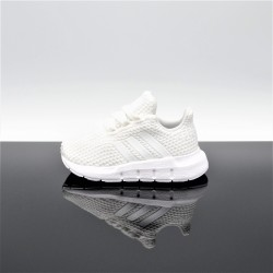 ADIDAS Swift Run Blanc/Blanc Bébé F34320
