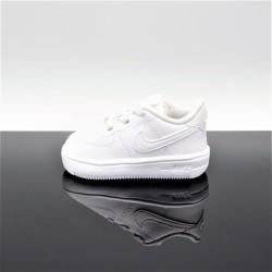 NIKE Force 1 Blanc/Blanc Bébé 905220-100