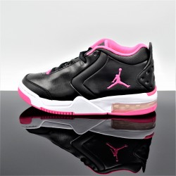 JORDAN Big Fund Noir/Rose Femme/Junior BV7375-061