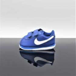 NIKE Cortez Basic Bleu/Blanc Bébé 904769-402
