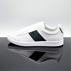 LACOSTE Carnaby Evo 319 Blanc/ Vert Homme 7-38SMA00141R5