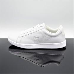 LACOSTE Carnaby Evo 319 Blanc/Blanc Femme/Junior 7-38SFA001121G