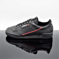 ADIDAS Continental 80 Noir/Rouge Adulte G27707