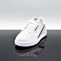 ADIDAS Continental 80 Blanc/Rouge Enfant G28215