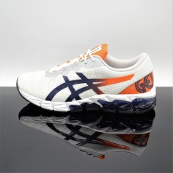 ASICS Gel Quantum 180 Blanc/Orange Adulte 1021A452-103