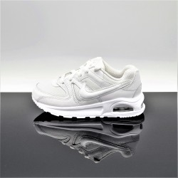 NIKE Air Max Command Flex Blanc Enfant 844347-101