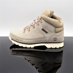 TIMBERLAND Euro Sprint Mid Hiker Taupe Junior 0A228Y