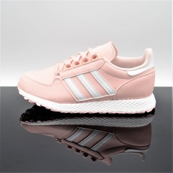 ADIDAS Forest Grove Rose/Blanc Junior EG8966