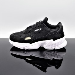 ADIDAS Falcon Noir/Blanc Junior B28129