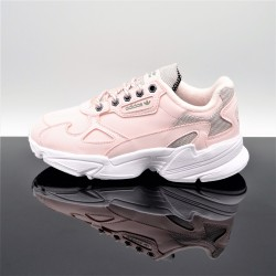 ADIDAS Falcon Rose/Blanc Junior FV4660