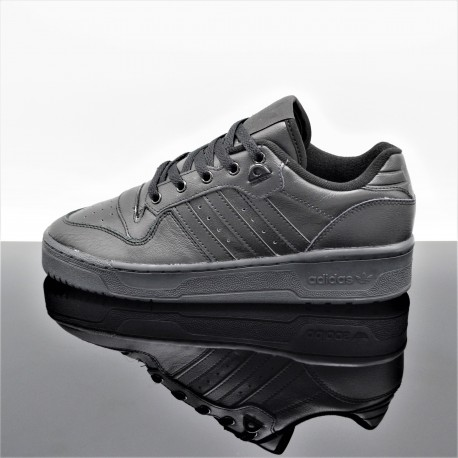 ADIDAS Rivalry Low Noir/Noir Homme EF8730