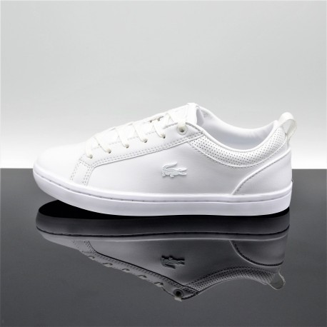 LACOSTE Straightset 120 Blanc/Blanc Junior 7-39CFA000821G