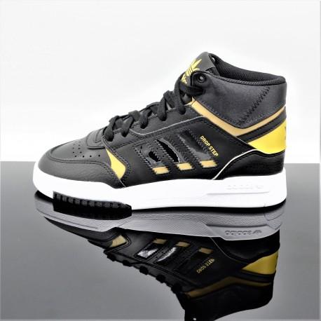ADIDAS Drop Step Noir/Or Junior EF7154