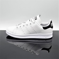 ADIDAS Stan Smith Blanc/Noir Junior EE7570
