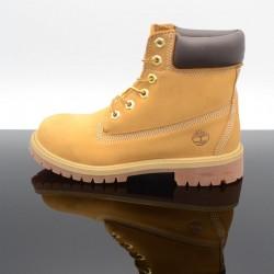 TIMBERLAND 6-inch boot Camel Femme/Junior 12909