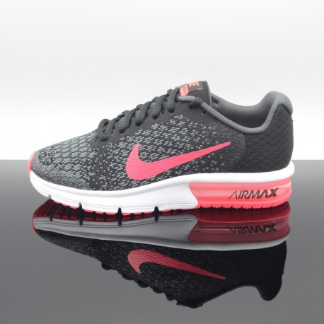 air max sequent rose