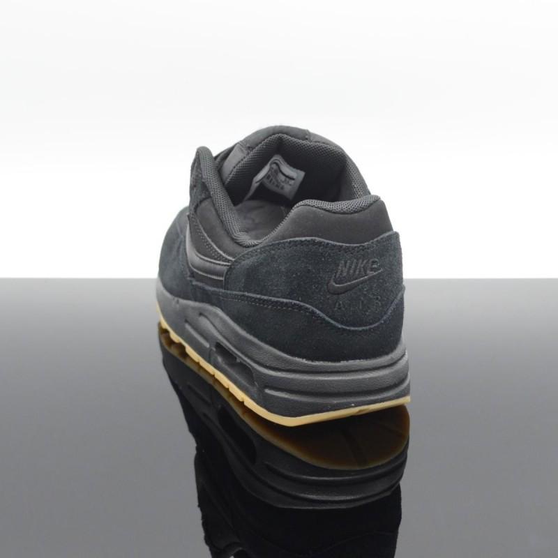size 40 6c25c 26816 ... NIKE Air Max 1 Noir Noir Femme Junior 807602-008